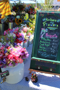Kokoro farmers' market