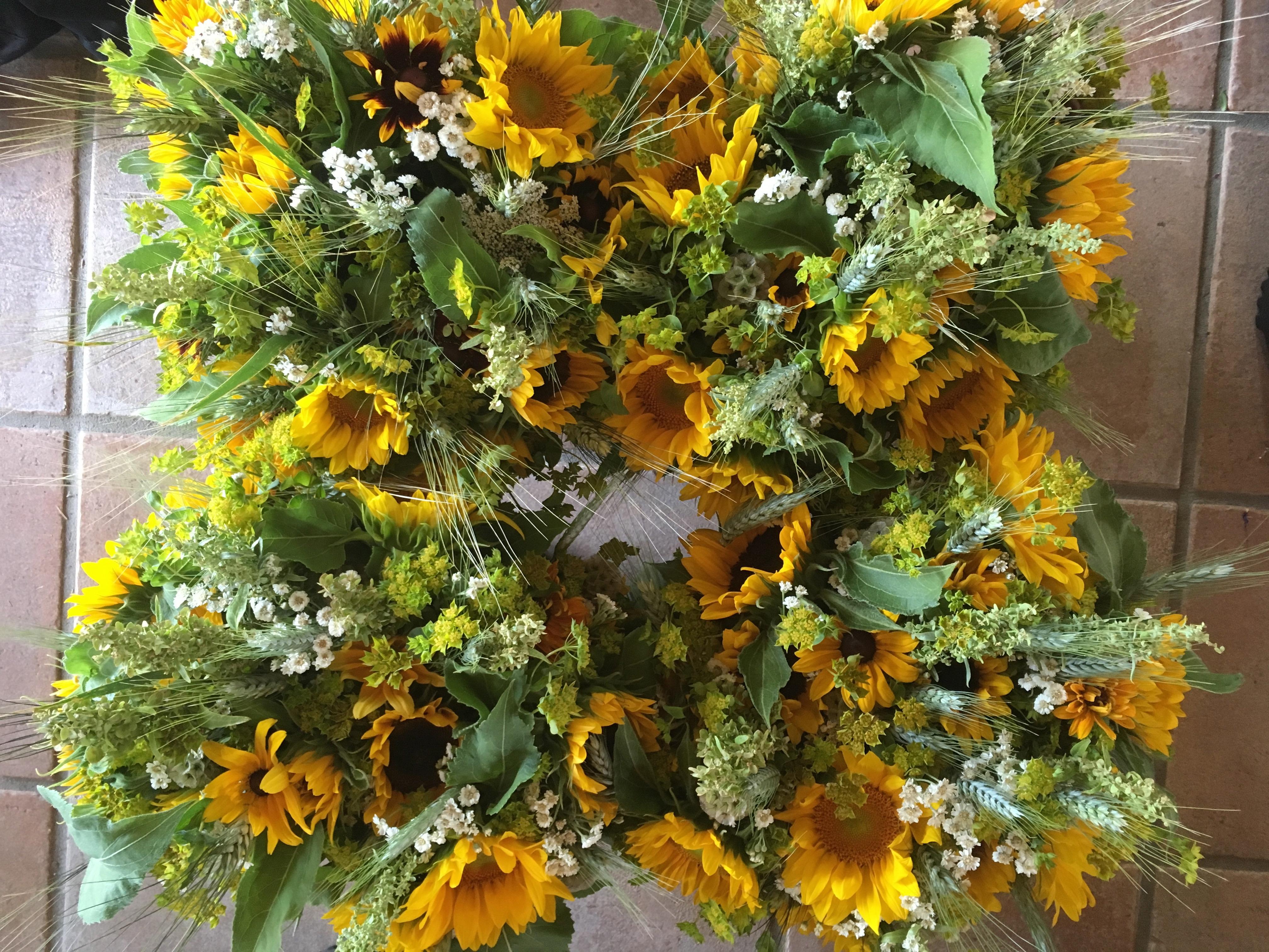 Kokoro event flowers
