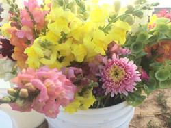 Kokoro flower bucket