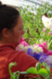 local flower farm