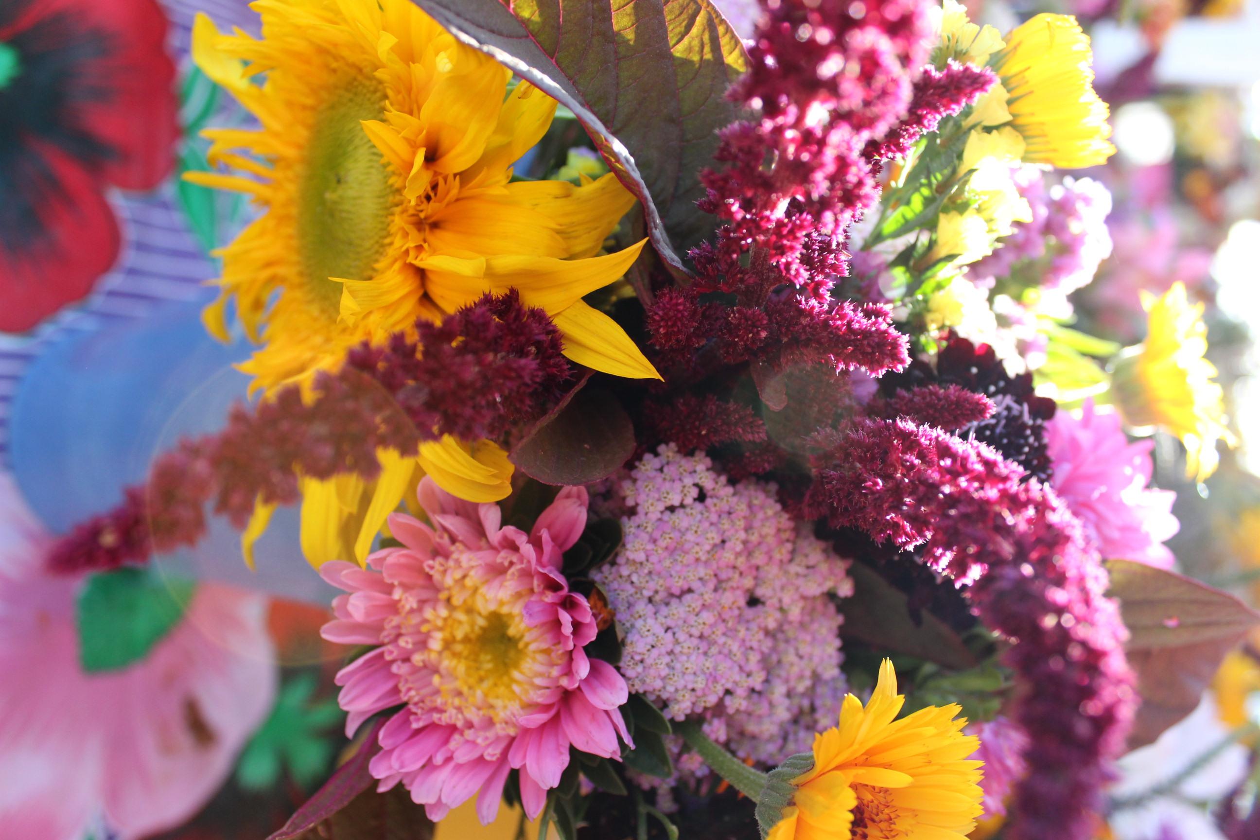 Kokoro flower bouquet