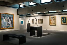 Museum Raumfoto