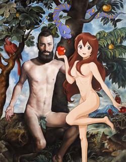 Virtual temptation in Eden
