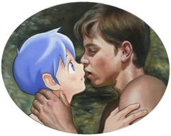 Virtual First Kiss