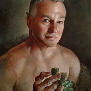 Portrait of Joseph Whitt