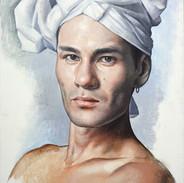 James in turban