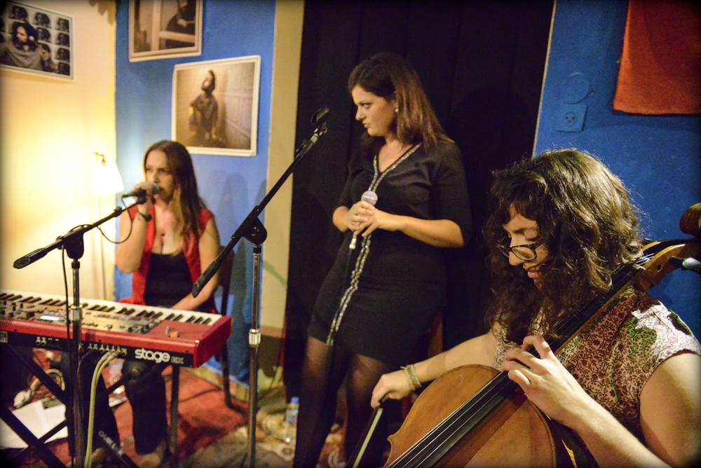 Tsuzamen Bar, Tel Aviv 23.10.14