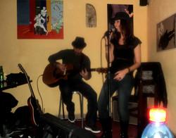 Tsuzamen Bar, Tel Aviv 18.2.12