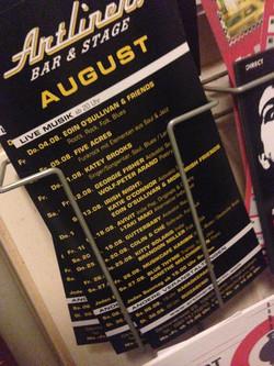 Artliners Berlin 18.8.16