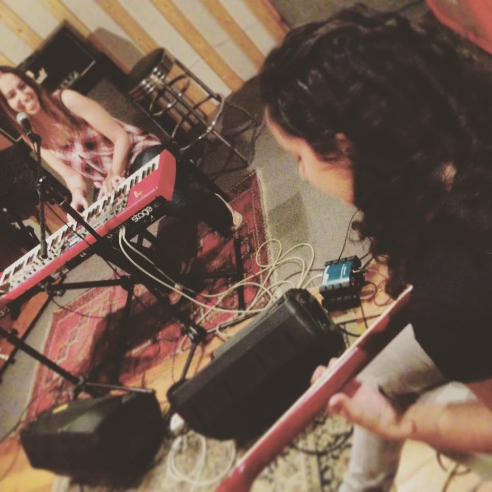 Recorded at Mitzlol Studio 22/07/15