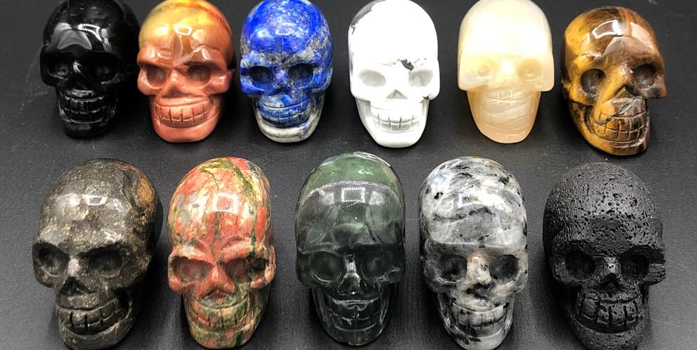 Carvings/Skulls