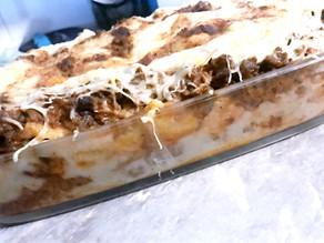 Lasagne Bechamel et Bolognaise