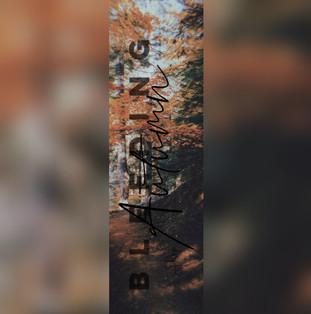 Autumn bookmark — $0.23