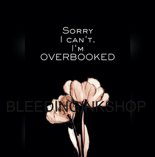 Overbooked — $1.10
