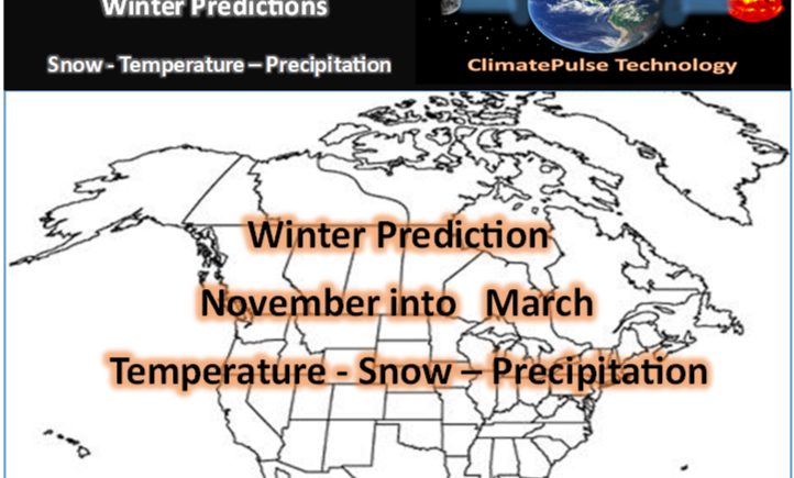 2022 United States and Canada Winter Outlook