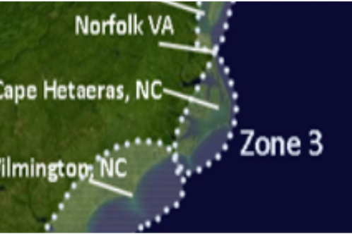Zone 3 2021 Hurricane Landfall Prediction - webinars not included