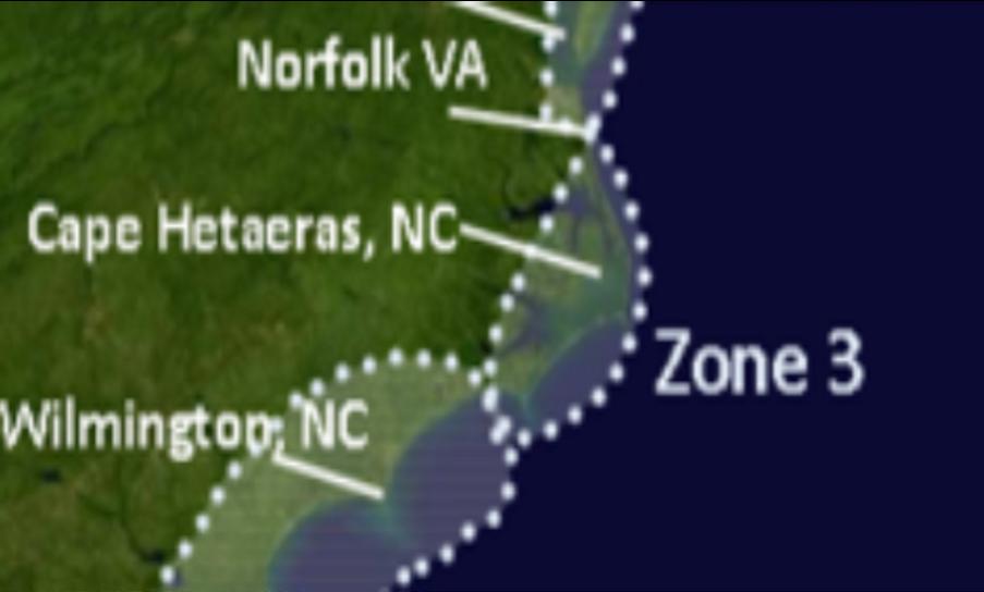 Zone 3 2021 Hurricane Landfall Prediction - webinars not included
