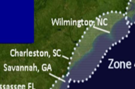 Zone 4 Southeastern NC and South Carolina