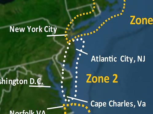 Zone 2 2020 Hurricane Landfall Prediction - webinars not included