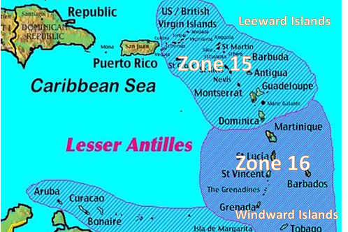 Zone 15 2021 Hurricane Landfall Prediction - webinars not included