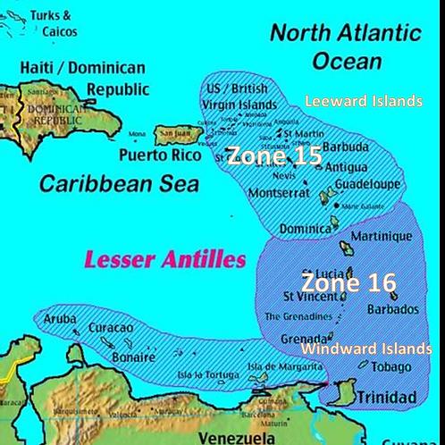 Zone 15 2020 Hurricane Landfall Prediction - webinars not included