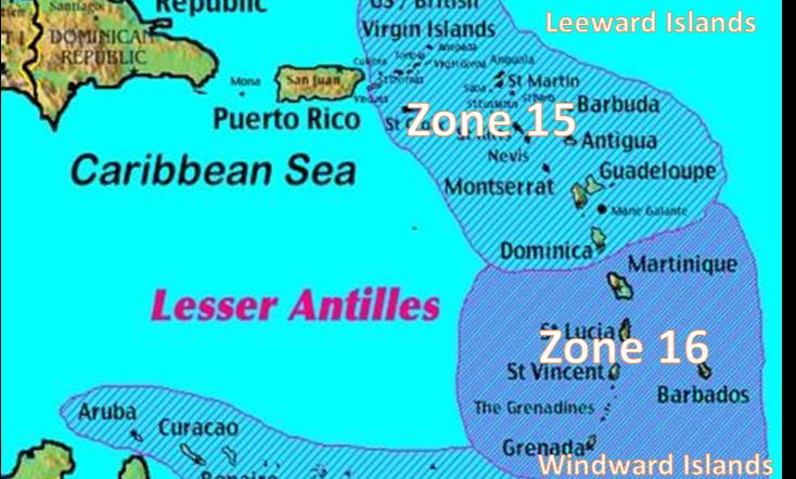 Zone 16 2021 Hurricane Landfall Prediction - webinars not included