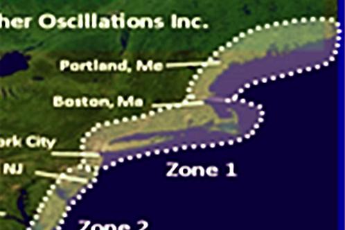 2021 Zone 1 -Hurricane Landfall Prediction - webinars not included
