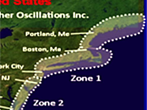 2020 Zone 1 -Hurricane Landfall Prediction - webinars not included