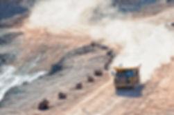 tracteur sur chantier