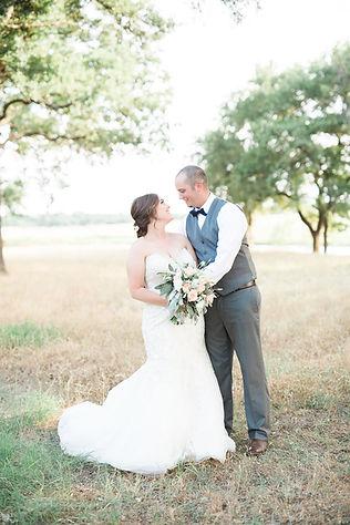 Texas Summer Real Wedding