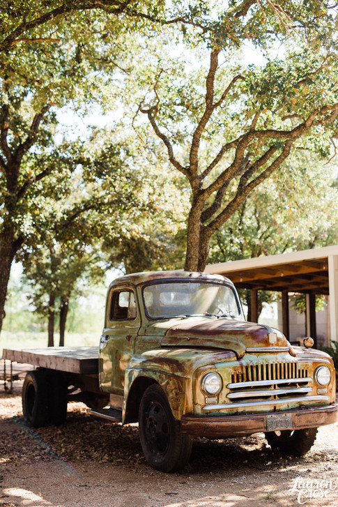 Central Texas Wedding Venue - Amenities
