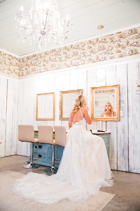 Central Texas Wedding Venue - Bridal Suite