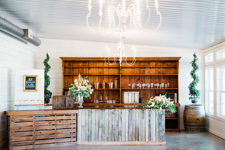 Central Texas Wedding Venue - Reception Space