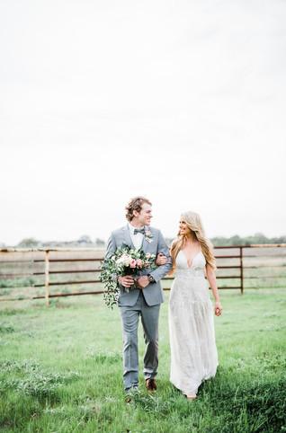 Central Texas Wedding Venue - Outdoor Wedding