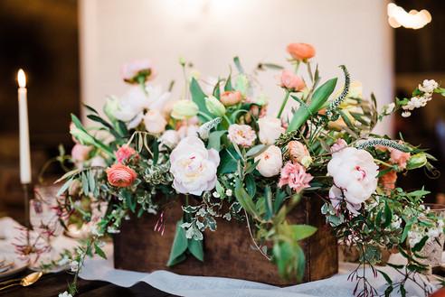 Central Texas Wedding Venue - Floral Design