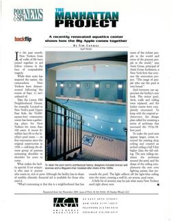 Pool_Manhattan Project