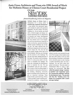 Clinton Court_NYConstruction