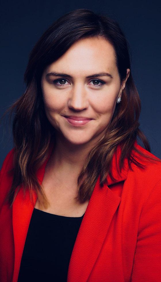 Caitlin OConnor headshot