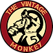 The Vintage Monkey official logo