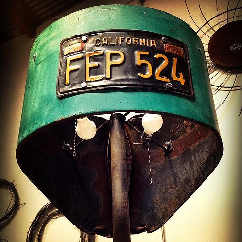 54' Cadillac Floor Lamp