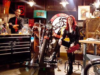 """They said, """"No one wants to see a motorcycle show hosted by a woman""""…."""