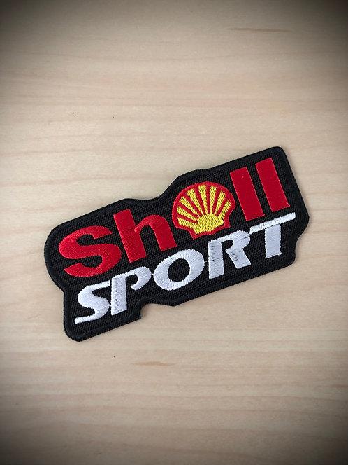Shell Sport Patch