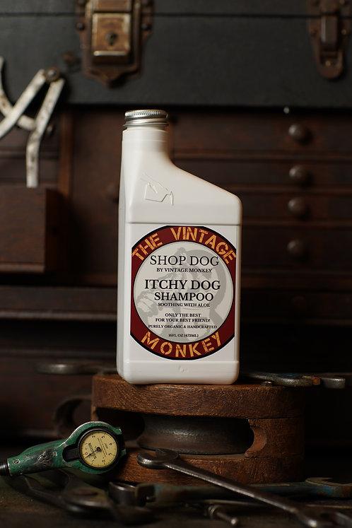 Itchy Dog Organic Shampoo 16oz