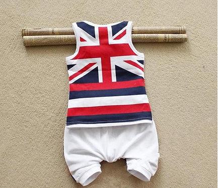 Union Jack Suit