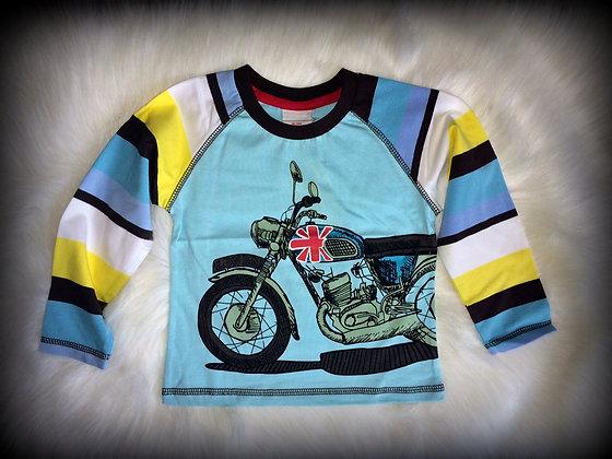British Moto Shirt