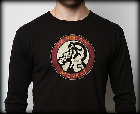 Classic Vintage Monkey Thermal - Mens