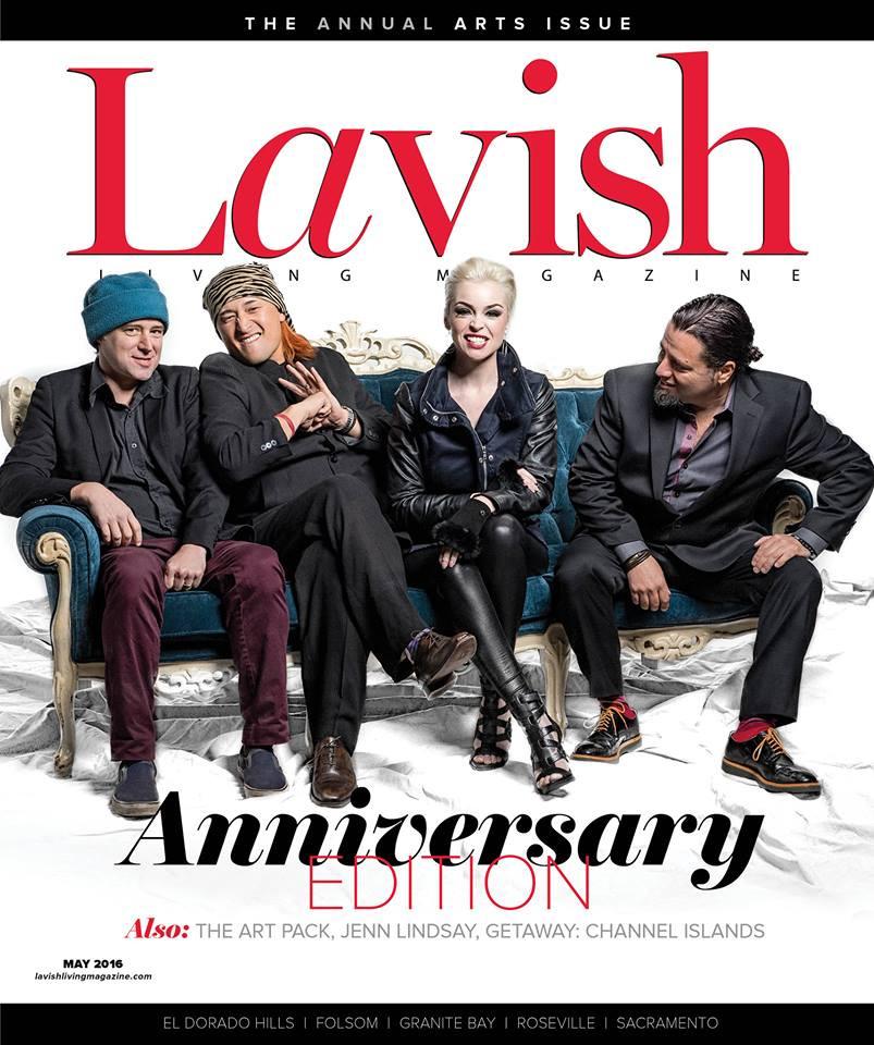 Shasta Smith Magazine Cover