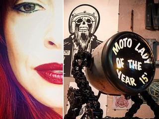 Awarded MotoLady of the Year