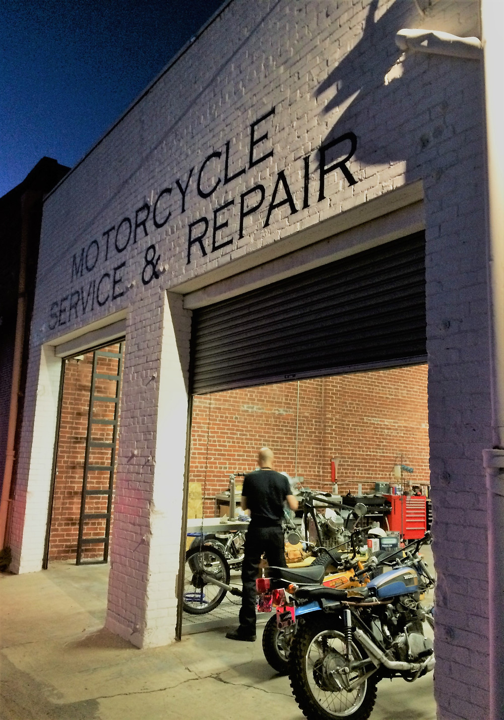 Motorcycle Service and Motorcycle Repair