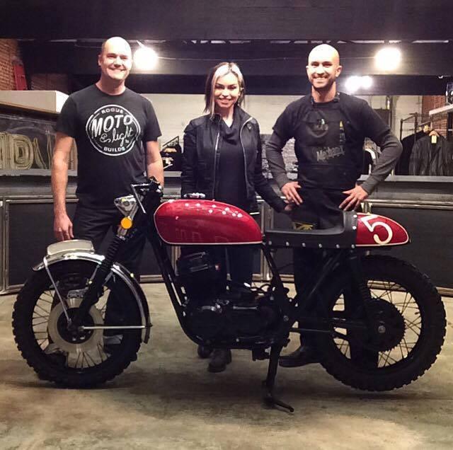 Charity Bike Build Team